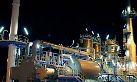 Saint-Clair-du-Rhône  :  une fuite de gaz dans une usine Seveso seuil haut
