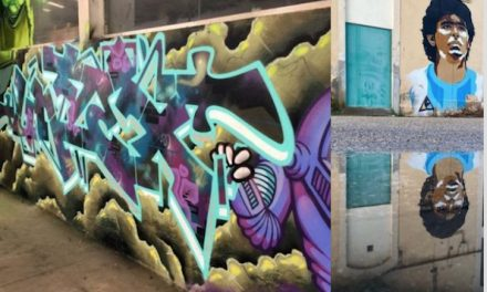 Un Festival de Street-Art à Vienne du 24 juillet au 15 août au sein d'une ancienne usine et en ville