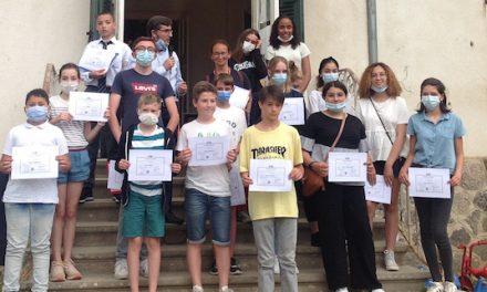 Restitution des travaux du Conseil Municipal d'Enfants de Vienne : un vrai travail d'élus de terrain…