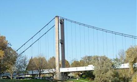 12 maires fort mécontents du maintien par la Métropole de Lyon du sens unique au pont de Vernaison