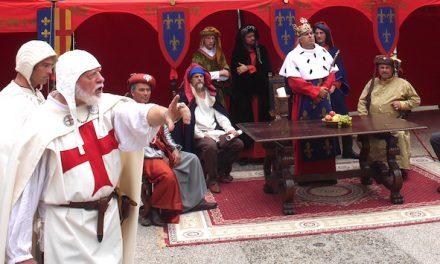 Les Templiers, le retour :  la Fête Historique de Vienne 2021 programmée les 28 et 29 août