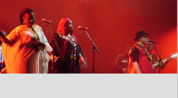 Ouverture de Jazz à Vienne, soirée africaine au théâtre antique : c'est reparti comme en 40 (ème)