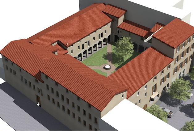 Permis de construire signé : 26 logements vont être construits à Vienne au sein du couvent des Dames Nobles