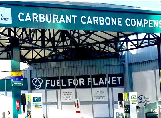 Fuel For Planet, la station-services écolo de Bourgoin-Jallieu a compensé 5 346 tonnes de CO2