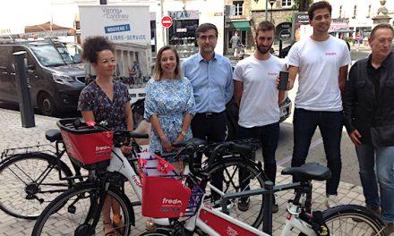 Le Velov' viennois s'appelle Fredo : mise en place d'un système d'autopartage pour les vélos dans l'Agglo