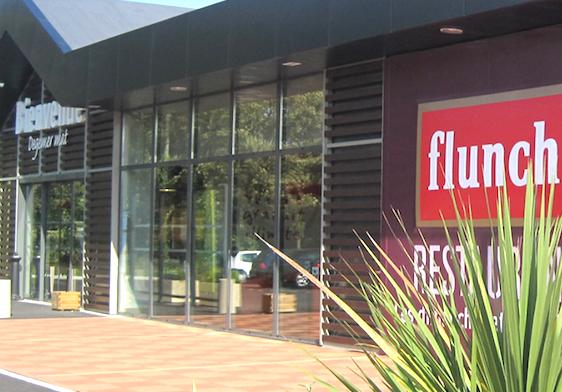Le restaurant Flunch de Givors (centre commercial Carrefour) va fermer ses portes