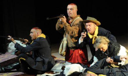 Far West et Loto de Noël : le théâtre Saint-Martin de Lucien Vargoz en plein air à partir de demain