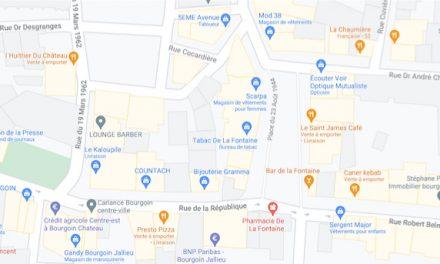 Dès lundi 19 juillet et jusqu'à la fin de l'année, la rue de la République en partie fermée