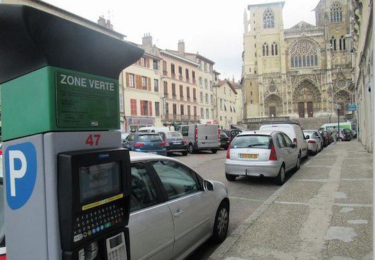Stationnement gratuit à Vienne à partir de lundi, jusqu'au 31 août…
