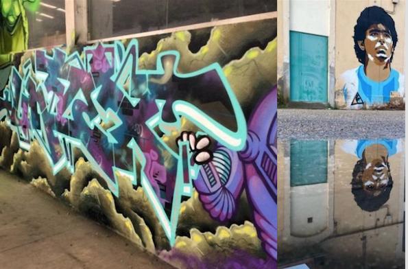 Le 1er Festival de Street-Art débute aujourd'hui à Vienne au sein de l'usine Gobba, mais aussi en ville