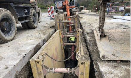 Travaux pendant 4 mois, à partir de lundi : la circulation va être plus compliquée près du barrage de Reventin-Vaugris