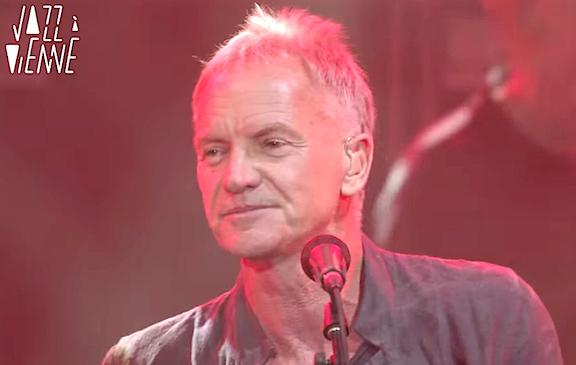 Jazz à Vienne- Hier soir, l'invité surprise de Manu Katché était…Sting ! La vidéo du concert.