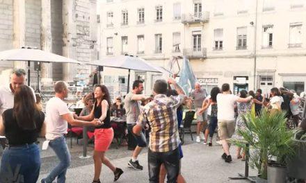 Le pont de Condrieu rouvert en alternat ; danse latino, place du Temple, etc. : le journal TV de Vienne