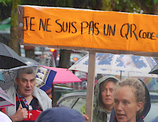 """Pas de manifestation contre le pass sanitaire samedi à Vienne, mais """"une agora citoyenne"""" au Champ de Mars, dimanche"""