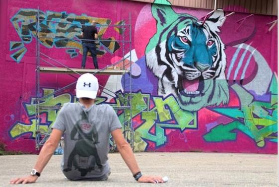 Le 1er Festival de street art viennois a attiré plus de 1 000 personnes : il sera pérennisé