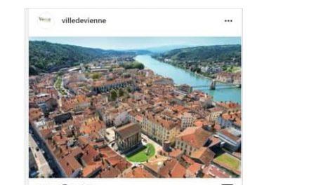 A destination des jeunes : la municipalité de Vienne lance son compte Instagram