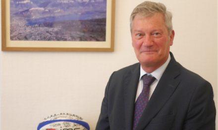 Jean-Yves Chiaro devient préfet et quitte ses fonctions de sous-préfet de Vienne