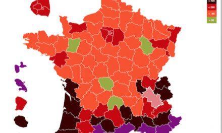 Variant Delta en Isère : hospitalisations et réanimations reprennent le chemin de la hausse