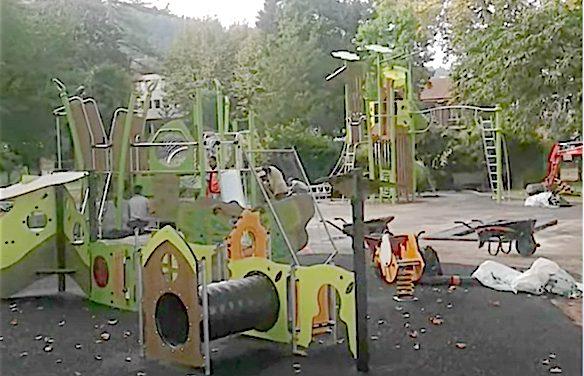 Manif des soignants à l'hôpital, nouvelle aire de jeux au Jardin de ville, etc. : le journal TV de Vienne
