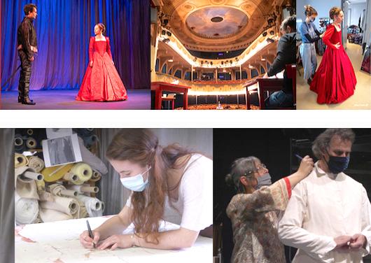 """Théâtre de Vienne : c'est """"la"""" création de la rentrée, 1ère demain de """"Marie Tudor"""" devant les lycéens"""