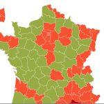 Covid-19-Le taux d'incidence tombe à 50, l'Isère  retrouve le vert : vers une diminution des contraintes sanitaires..