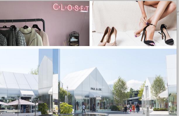 """Le luxe d'occasion va faire son apparition  à """"The Village"""" de Villefontaine avec le Suisse Closet"""
