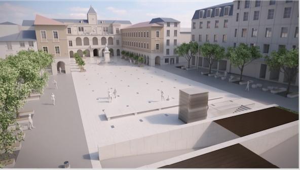 Suite à l'abandon du parking enterré, consensus pour un comité de pilotage sur le stationnement à Vienne