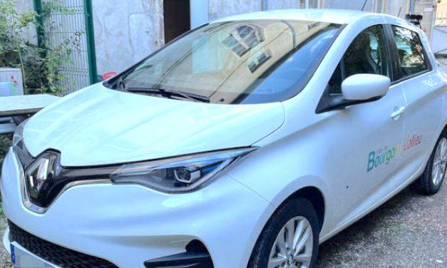 A Bourgoin, le contrôle du stationnement effectué par… des caméras embarqués sur une Zoé…