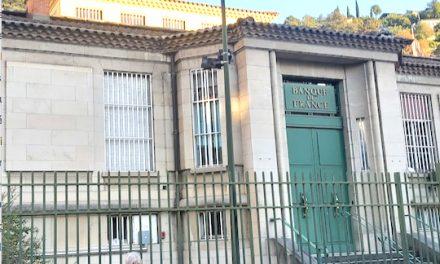 Les anciens locaux de la Banque de France cours Romestang à Vienne vont être rasés pour y édifier   logements et commerces